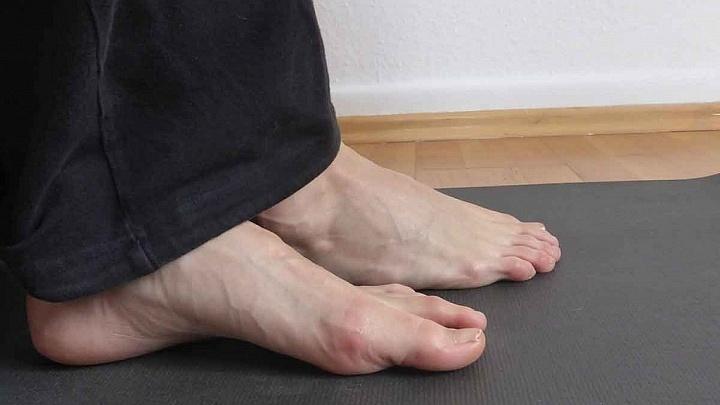Wunderwerk Fuß