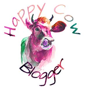 Happy Cow Blogger
