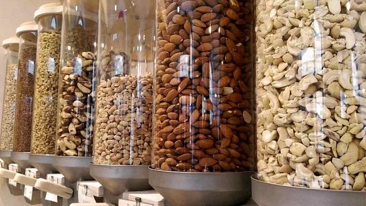 Zero Waste in OHNE, dem Verpackungsfreien Supermarkt